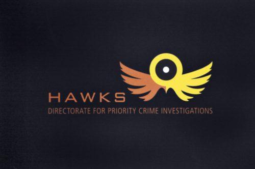 Hawks arrest one of their own