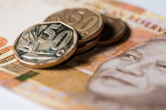 File picture: South African rand