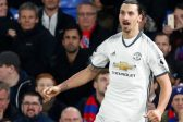 Ibrahimovic hints at extending United stay