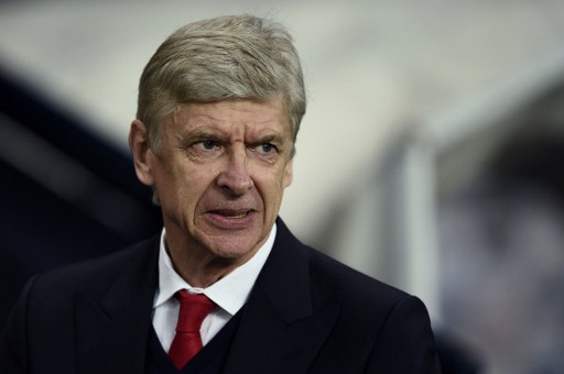 Arsenal's French manager Arsene Wenger is pictured ahead of the English Premier League football match between Manchester City and Arsenal at the Etihad Stadium in Manchester, north west England, on December 18, 2016. / AFP PHOTO / Oli SCARFF / RESTRICTED TO EDITORIAL USE. No use with unauthorized audio, video, data, fixture lists, club/league logos or 'live' services. Online in-match use limited to 75 images, no video emulation. No use in betting, games or single club/league/player publications.  /