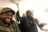 'Business class' jet-setting Malema, Ndlozi pic sparks debate