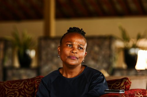 Public Protector Advocate Busisiwe Mkhwebane. Picture: Gallo Images