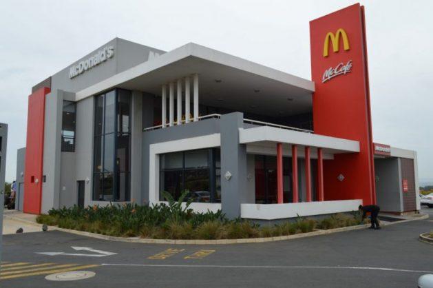 McDonald's Ballito. Picture: North Coast Courier