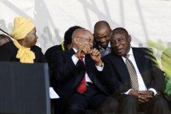 ANC meeting turns violent