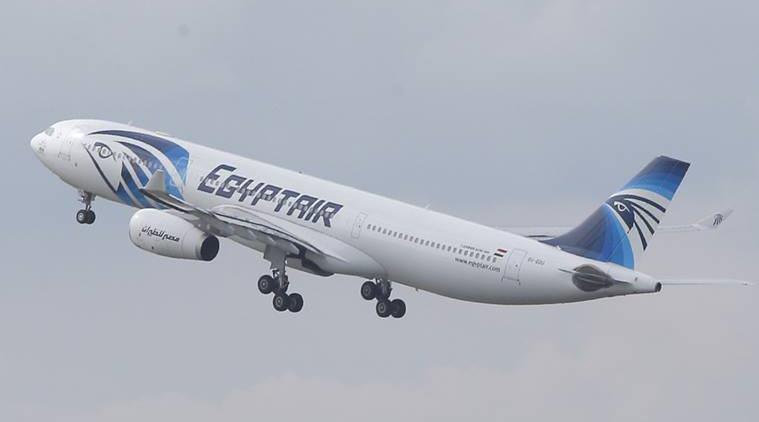 EgyptAir Airbus.