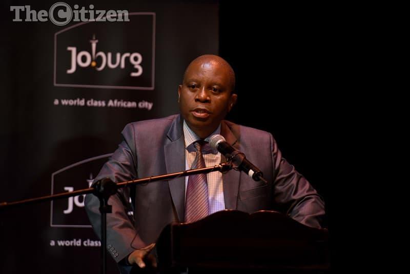 File picture: Mayor of Johannesburg, Herman Mashaba. Picture: Neil McCartney