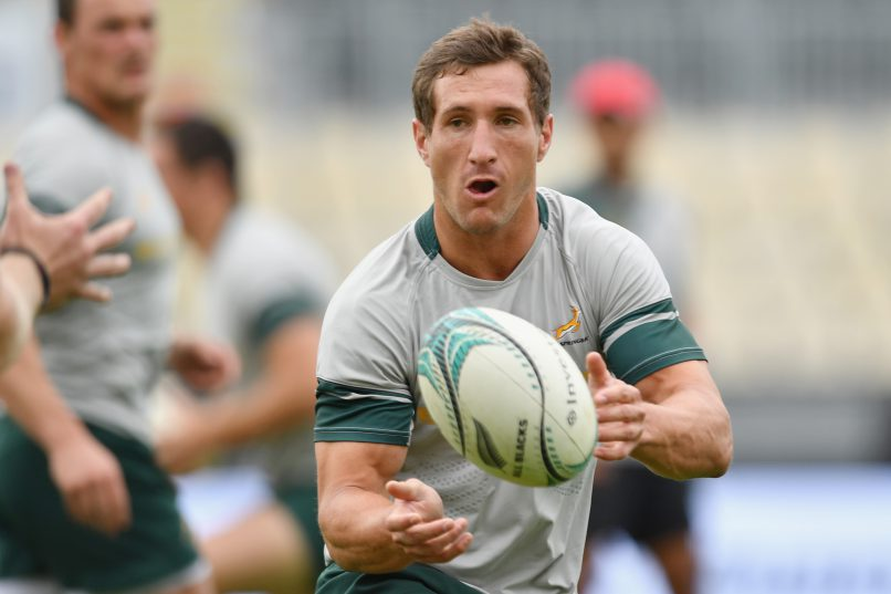 Johan Goosen is not a popular man in France at the moment. Photo: Kai Schwoerer/Getty Images.