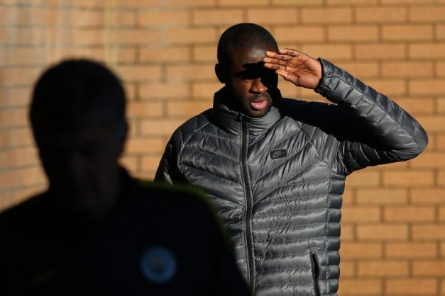 Yaya Toure implies he was unintentionally drunk when he was pulled over about two weeks ago . Photo: Alex Livesey/Getty Images.