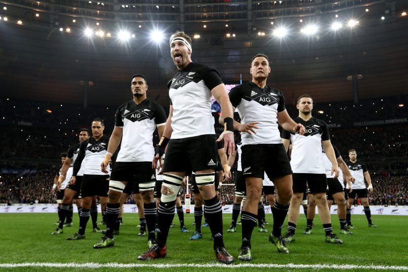 It's expensive keeping guys like Kieran Reid in the All Blacks jersey. Photo: Phil Walter/Getty Images.
