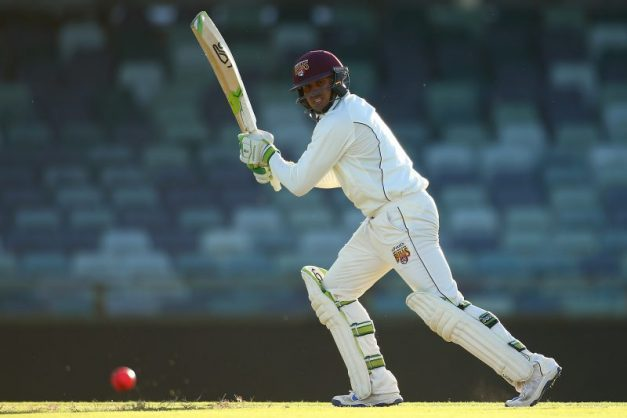 Too cool for school: Usman Khawaja was one of the Aussie players who couldn't care less about Mickey Arthur's homework assignments. Photo: Paul Kane/Getty Images.