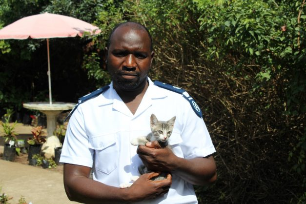 Durban & Coast SPCA inspector, Zach Nemutaduni has also urged pet owners to get their cats vaccinated against the deadly virus.