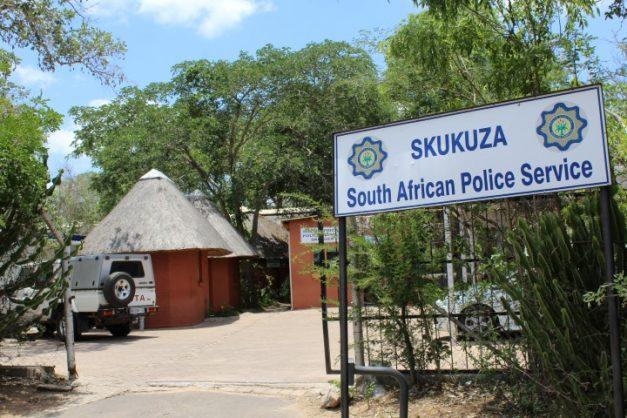 Skukuza Police Station. Picture: Lowvelder.