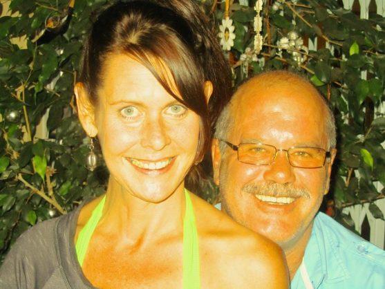 Victims Ms Sue and Mr Mark Hadiaris.