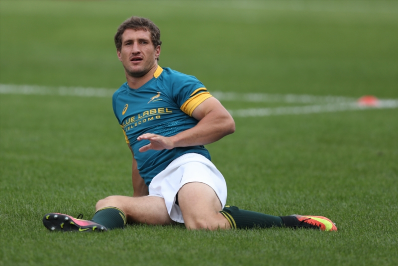 I'm done: Johan Goosen is mysteriously lost to professional rugby at 24. Photo: Steve Haag/Gallo Images.