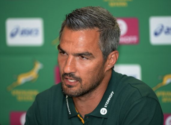 Neil Powell, the Blitzboks' coach, didn't have to tinker much for this weekend's tournament. Photo: Thinus Maritz/Gallo Images.
