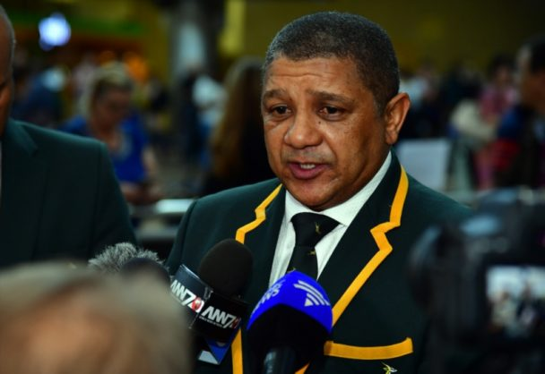 Allister Coetzee's job is safe for at least another two months. Photo: Johan Rynners/Gallo Images.