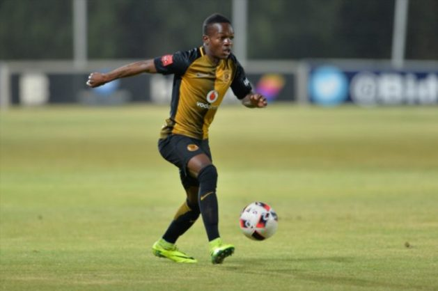 Emmanuel Letlotlo of Chiefs during the Absa Premiership match between Bidvest Wits and Kaizer Chiefs at Bidvest Stadium on August 23, 2016 in Johannesburg, South Africa. (Photo by Lefty Shivambu/Gallo Images)