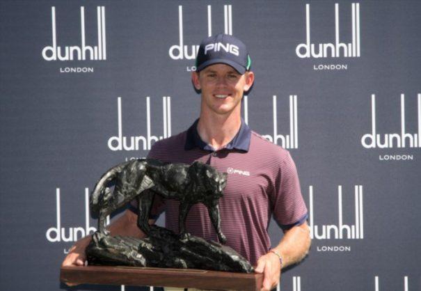 Stone displays top-class golf in big Leopard Creek win