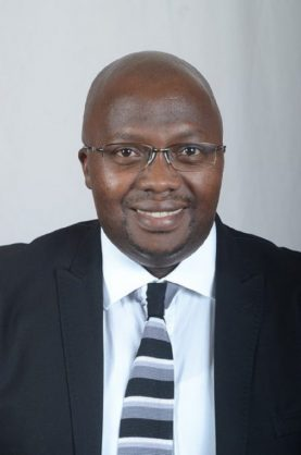 West Rand Municipality mayor Boyce Maneli.