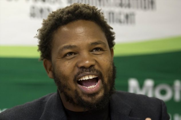 Mngxitama not a legitimate member of BLF, says party's SG
