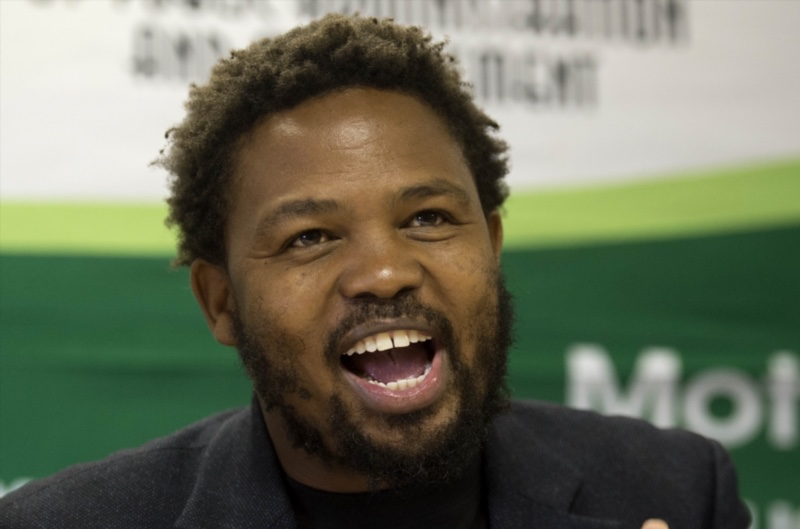 BLF leader Andile Mngxitama. Picture: Gallo Images