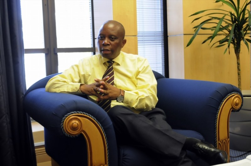 File picture: City of Johannesburg Mayor Herman Mashaba during an interview at his office on September 07, 2016 in Johannesburg, South Africa. As the newly elected mayor, Mashaba says he will end corruption and also ensure that all citizens of the city have adequate services. Pictures: Gallo Images
