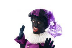 The day I saw a blackface Dutchman scare a white child