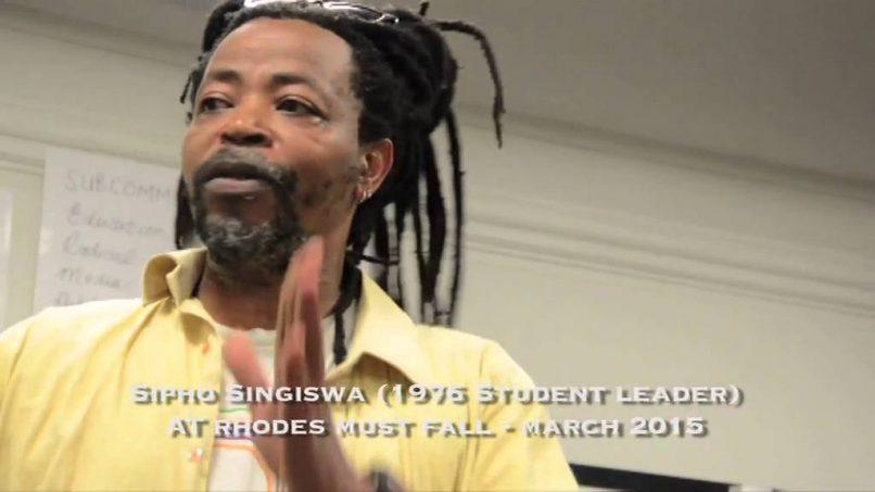 Sipho Singiswa. Picture: YouTube