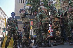 Military veterans shut down KZN municipality over jobs, tenders