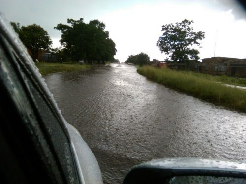 Severe thunderstorms, hail expected in Gauteng today
