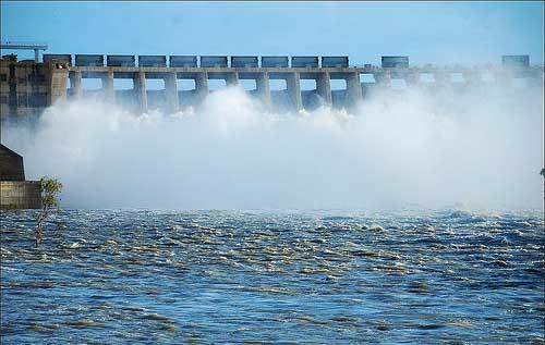 Vaal Dam stock image. Picture: Vaal Weekblad