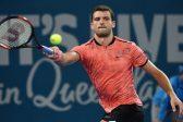 Tennis: Dimitrov stuns Nishikori to win Brisbane final