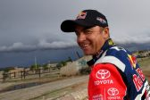 Rimless Giniel de Villiers claws his way up to 5th in Dakar