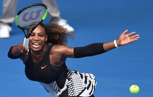 Serena Williams might yet still break the Grand Slam record. Photo: Peter Parks/AFP.