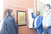 Multimillion-rand police precinct opens in Zonkizizwe