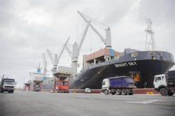 Port of Durban upgrades reach a milestone