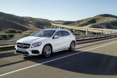Mercedes GLA gets an improved look for 2018