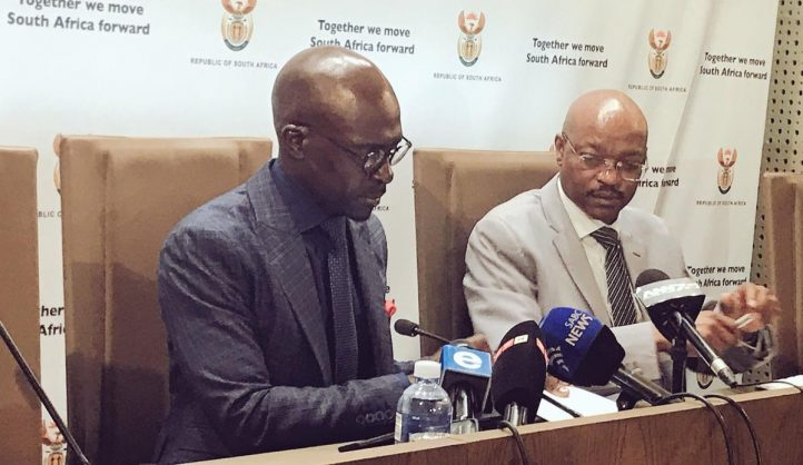 Gigaba responds to being found guilty of lying under oath