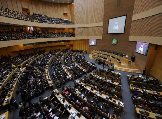 African Union leaders meet in Ethiopia.