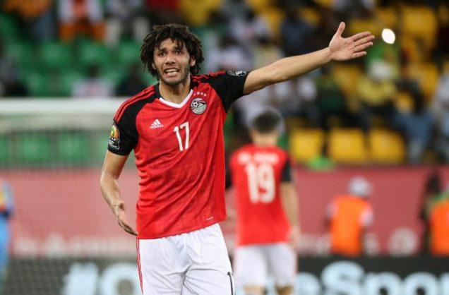 Mohamed Elneny of Egypt (Chris Ricco/BackpagePix)