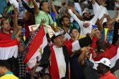 Egypt break Ugandan hearts