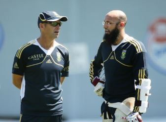 """Hashim Amla was a dream to work with because he was a """"complete player"""", says Gary Kirsten.  Photo: Matt King/Getty Images."""