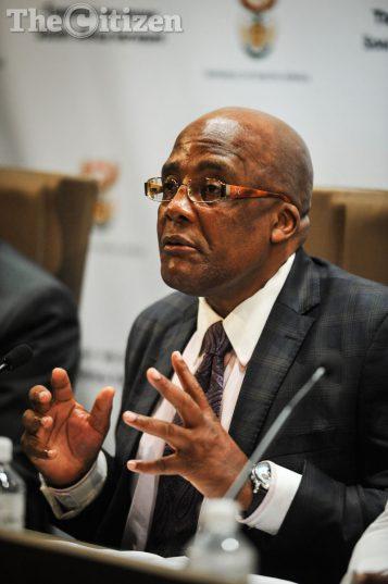 Minister of Health Aaron Motsoaledi. Picture: Jacques Nelles