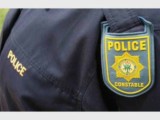 Officer killed on duty.