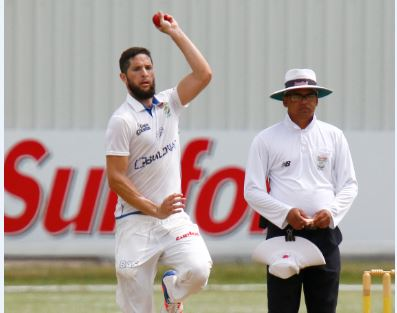 Wayne Parnell is now well aware he needs to shape up if he hopes to have an international future. Photo: Michael Sheehan/Gallo Images.