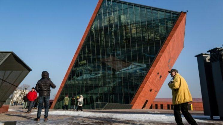 Poland museum.