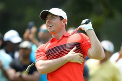 Local lads fly SA flag at Glendower but Rory McIlroy lurks
