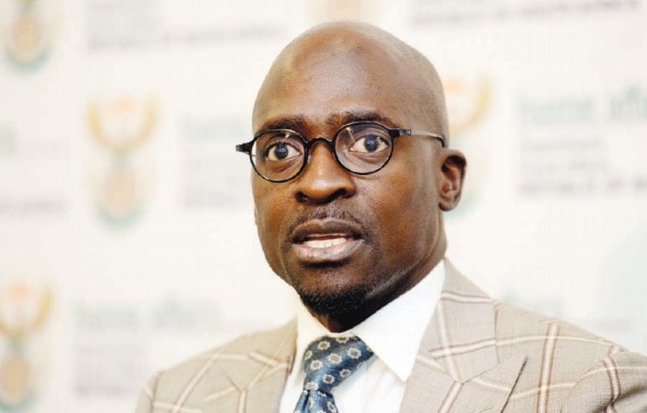 Former minister Malusi Gigaba. Picture: Gallo Images