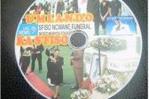 Street vendors selling Sfiso Ncwane funeral DVDs for R10