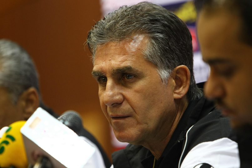 Carlos Queiroz (Photo by Amin Mohammad Jamali / Gallo Images)